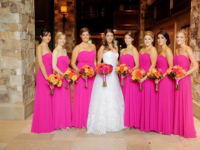 Cate and Craig's Wedding in Park City, Utah 7