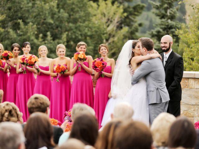 Cate and Craig's Wedding in Park City, Utah 15
