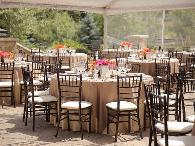 Cate and Craig's Wedding in Park City, Utah 16