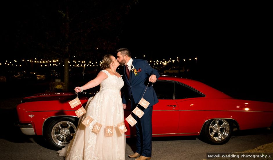 Craig and Madison's Wedding in Simpsonville, South Carolina