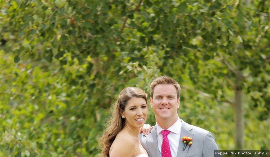 Cate and Craig's Wedding in Park City, Utah