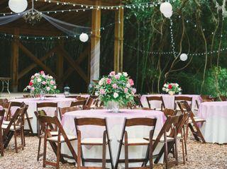 The wedding of Rachel and Nicholas 1