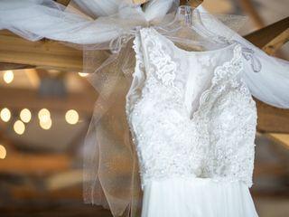 The wedding of Hayden and Mackenzie 1