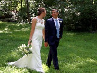 The wedding of Lindsay and Nick 3