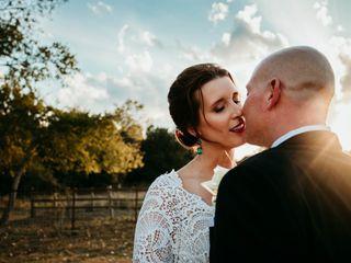The wedding of Katie and Scott