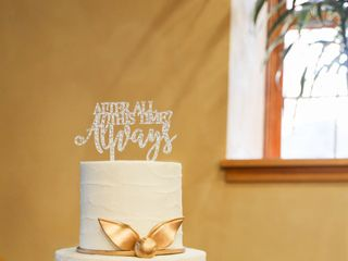 The wedding of Adelis and Dominic 1