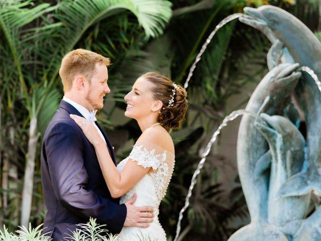 Brad and Lauren's Wedding in Jensen Beach, Florida 1