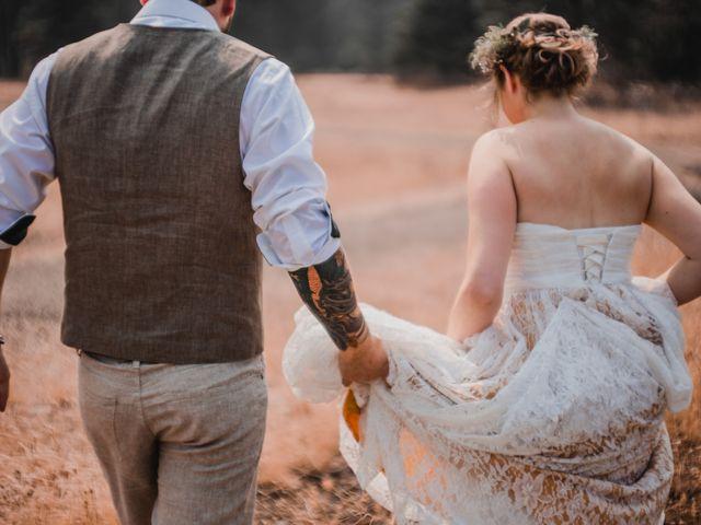Erik and Christie's Wedding in Roslyn, Washington 1