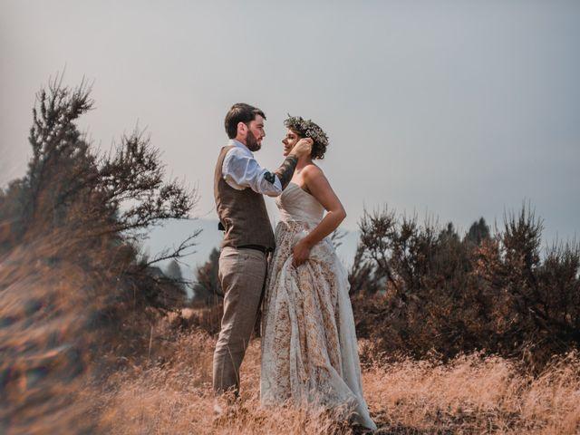 Erik and Christie's Wedding in Roslyn, Washington 2