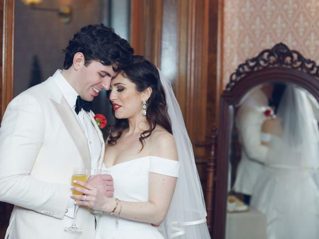 The wedding of Jess and Patrick