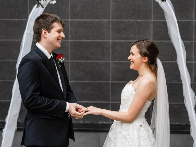Andrew and Michelle's Wedding in Seattle, Washington 9