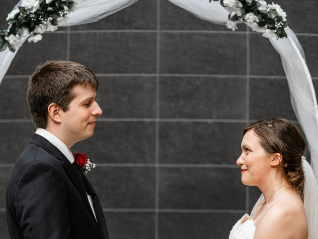 Andrew and Michelle's Wedding in Seattle, Washington 11