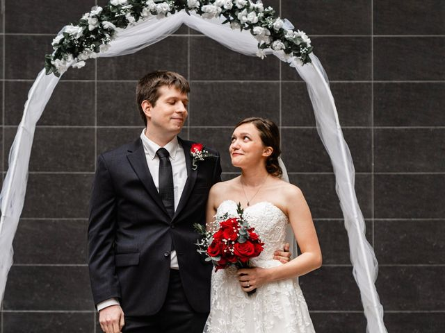 Andrew and Michelle's Wedding in Seattle, Washington 13