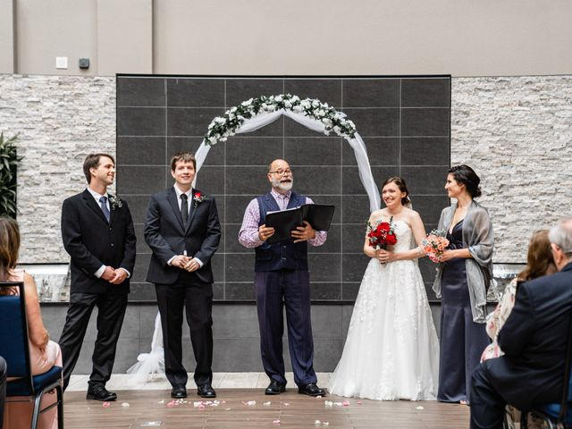 Andrew and Michelle's Wedding in Seattle, Washington 14