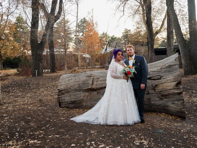 The wedding of Adelis and Dominic