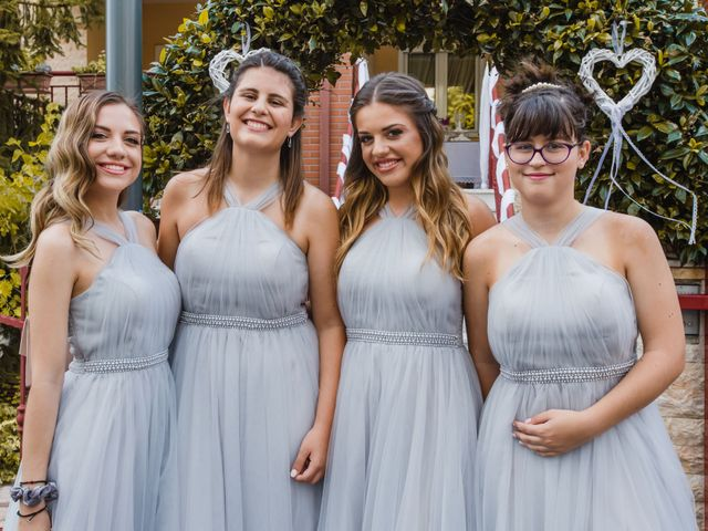 Iro and Nikos's Wedding in Thessaloniki, Greece 13
