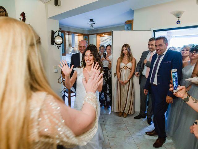 Iro and Nikos's Wedding in Thessaloniki, Greece 14