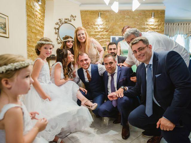 Iro and Nikos's Wedding in Thessaloniki, Greece 15