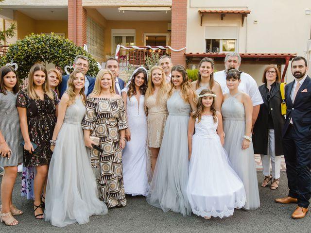 Iro and Nikos's Wedding in Thessaloniki, Greece 16