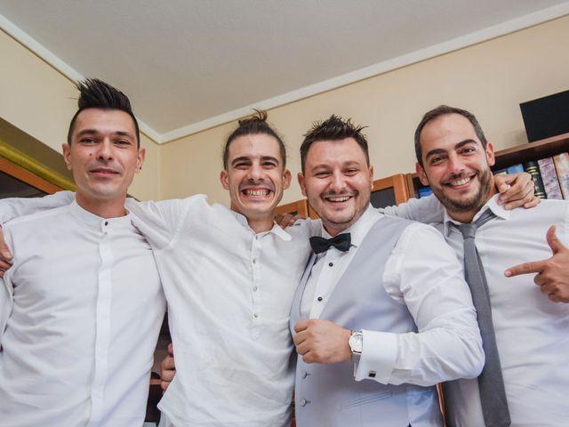 Iro and Nikos's Wedding in Thessaloniki, Greece 20