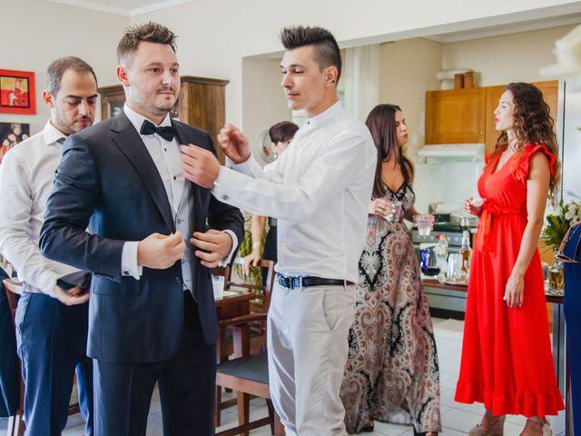 Iro and Nikos's Wedding in Thessaloniki, Greece 23