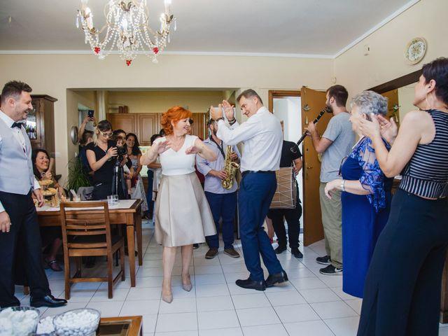 Iro and Nikos's Wedding in Thessaloniki, Greece 26