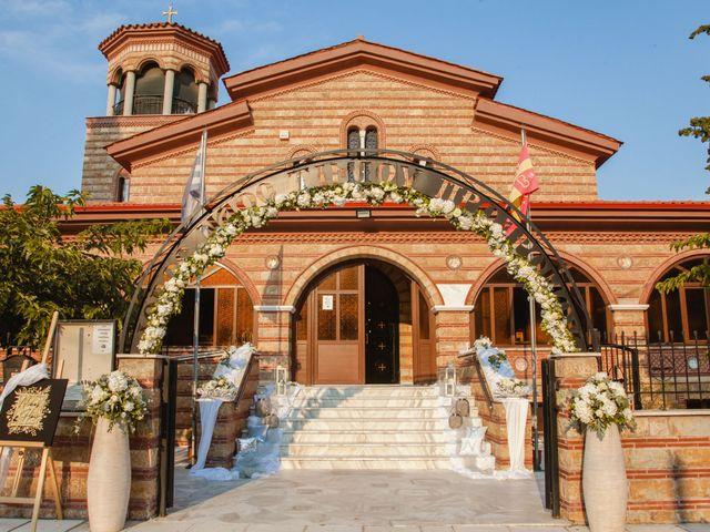 Iro and Nikos's Wedding in Thessaloniki, Greece 31