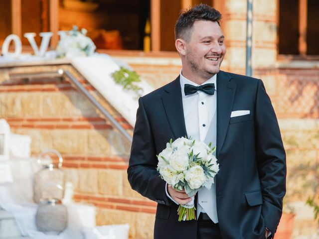 Iro and Nikos's Wedding in Thessaloniki, Greece 36