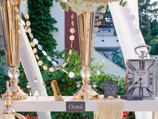 Iro and Nikos's Wedding in Thessaloniki, Greece 38