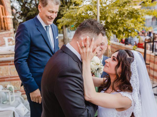 Iro and Nikos's Wedding in Thessaloniki, Greece 43