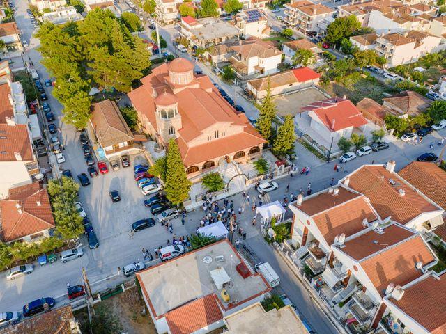 Iro and Nikos's Wedding in Thessaloniki, Greece 46