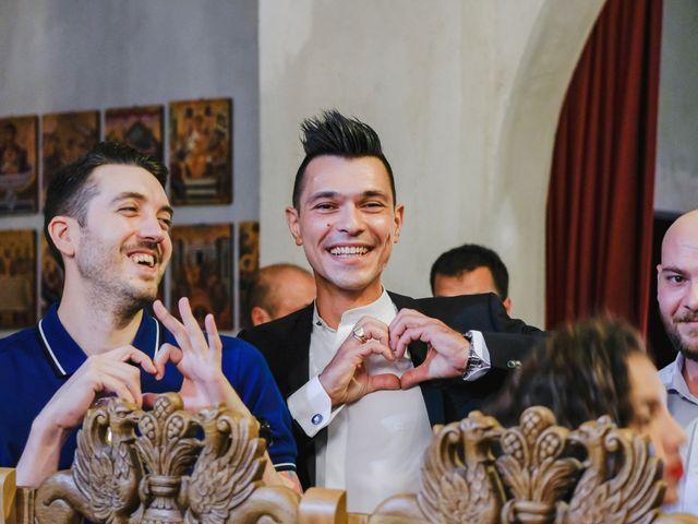 Iro and Nikos's Wedding in Thessaloniki, Greece 50
