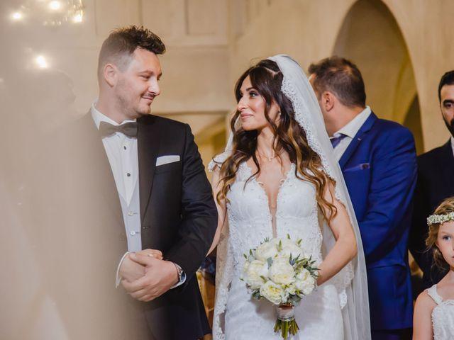 Iro and Nikos's Wedding in Thessaloniki, Greece 51