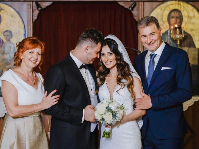 Iro and Nikos's Wedding in Thessaloniki, Greece 59