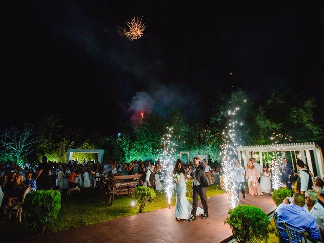 Iro and Nikos's Wedding in Thessaloniki, Greece 69