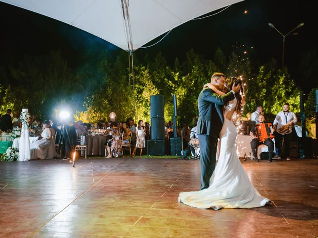 Iro and Nikos's Wedding in Thessaloniki, Greece 70