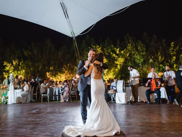 Iro and Nikos's Wedding in Thessaloniki, Greece 71