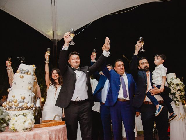 Iro and Nikos's Wedding in Thessaloniki, Greece 74