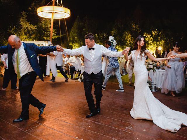 Iro and Nikos's Wedding in Thessaloniki, Greece 75