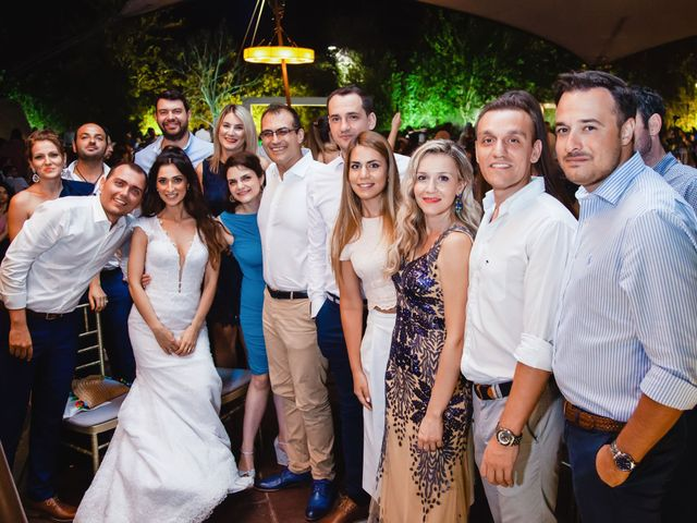 Iro and Nikos's Wedding in Thessaloniki, Greece 85