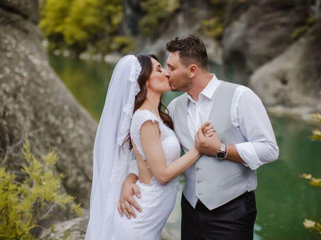 Iro and Nikos's Wedding in Thessaloniki, Greece 105