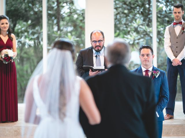 Mike and Christina's Wedding in Houston, Texas 9