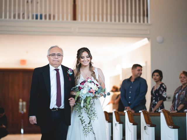 Mike and Christina's Wedding in Houston, Texas 10