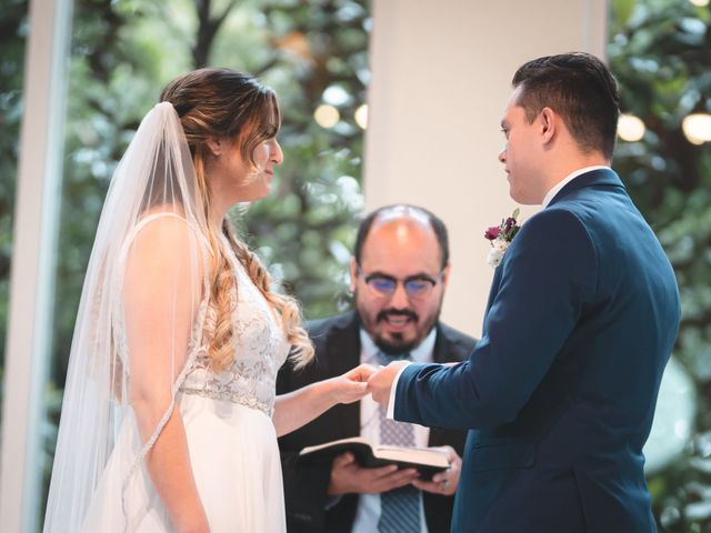 Mike and Christina's Wedding in Houston, Texas 16