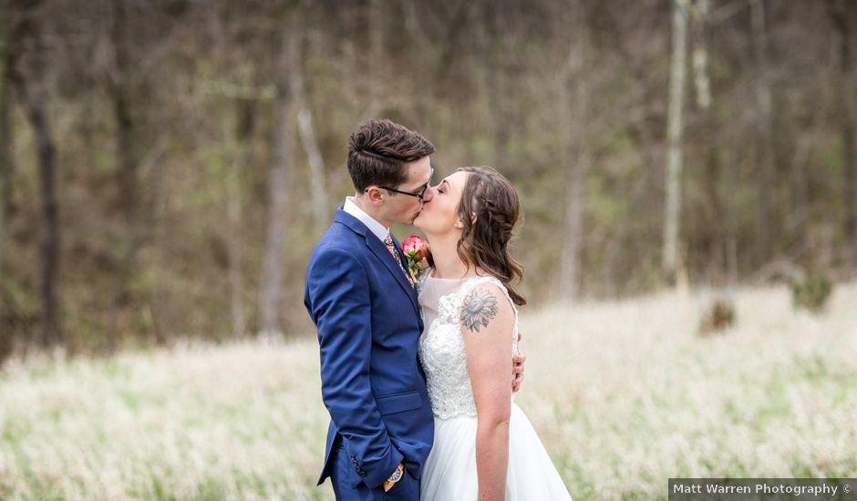 Mackenzie and Hayden's Wedding in New Salem, Illinois