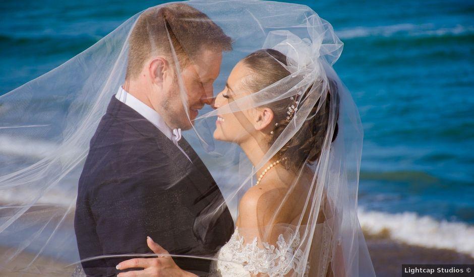 Brad and Lauren's Wedding in Jensen Beach, Florida