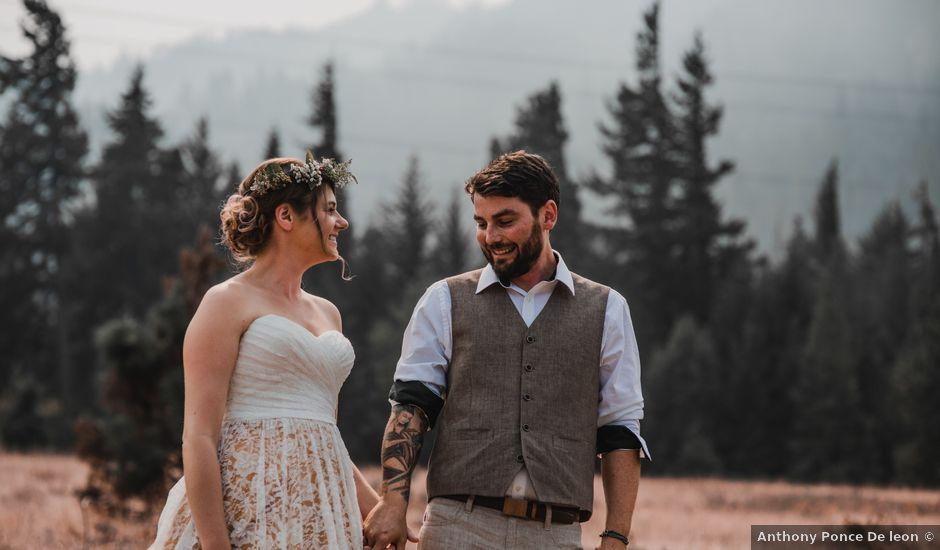 Erik and Christie's Wedding in Roslyn, Washington