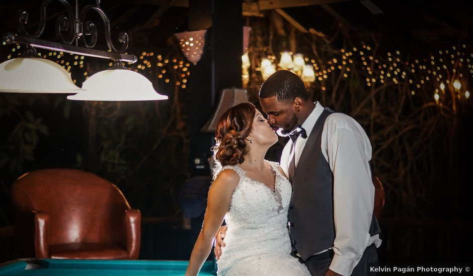 Ericson and Jasemia's Wedding in Rio Grande, Puerto Rico