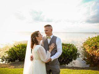 The wedding of Erin and Matt