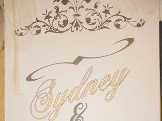 The wedding of Davis and Sydney 2